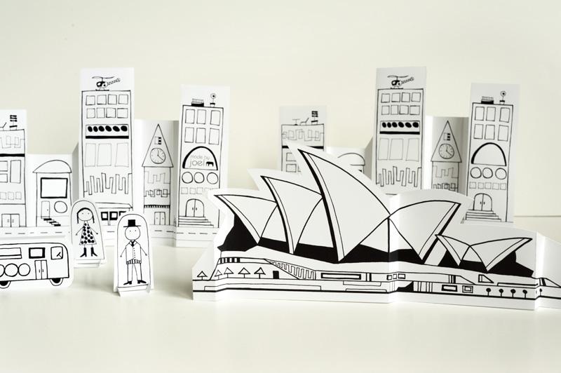 Sydney Opera House And Luna Park Templates Below Happy Building Click