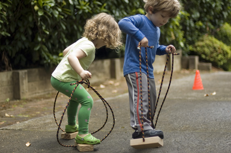 Family Backyard Toys Zipline : Made by Joel ? 5 Crafts for Father?s Day!