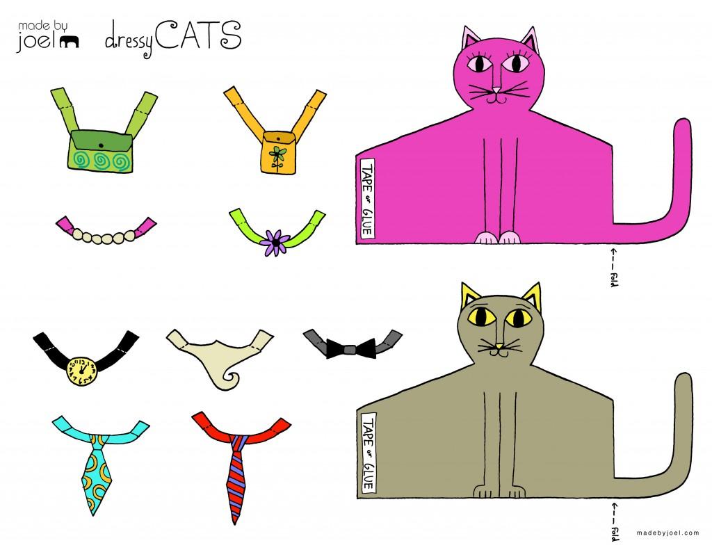 Как на бумаге сделать игрушку для кошки 863